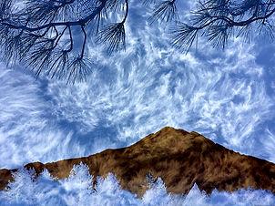 Cloud Dance on Shasta