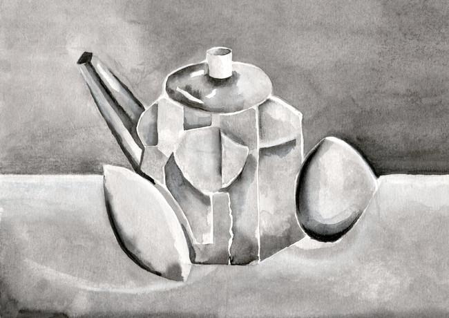 Teapot study