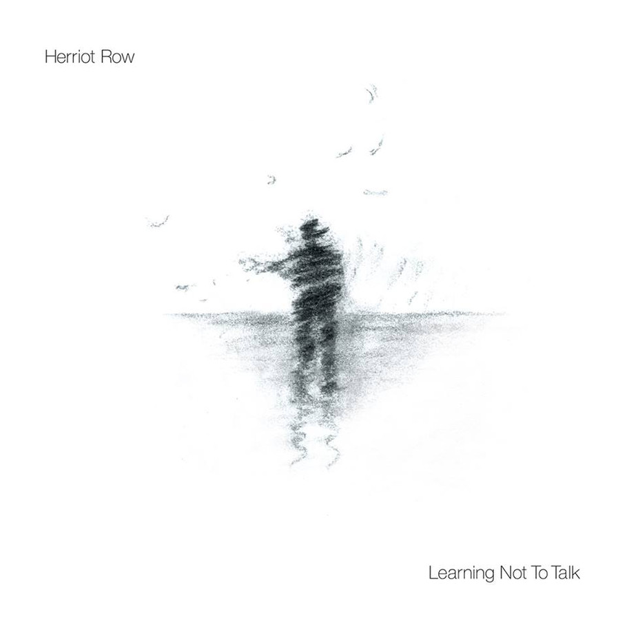 Learning Not To Talk  LP - Herriot Row (cover art)