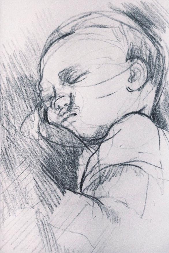 Study of a child