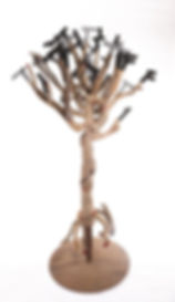 'My Friend Tree' sculpture
