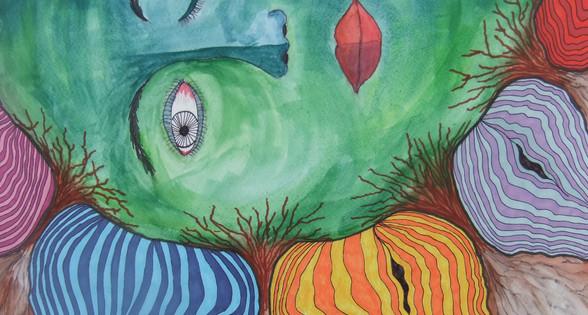 Inspiration and Rebirth by Nadia Bezkorv