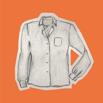 Power-Tools – die weiße Bluse
