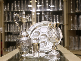 Shop Photography - Eichlers Silver Shop