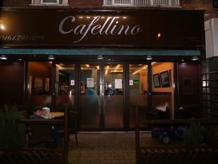 Happy birthday in Cafellino Café
