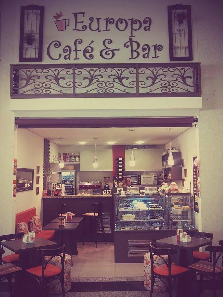 Europa Café e Bolos - Bela Vista