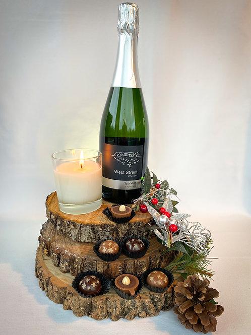 West Street Vineyard Christmas gift box