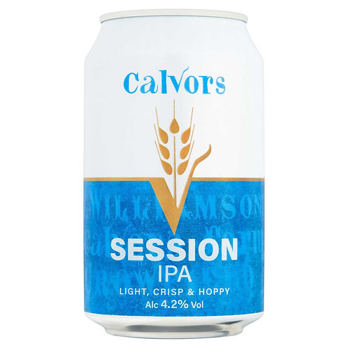 Case of 12 - Calvors Brewery - Session IPA