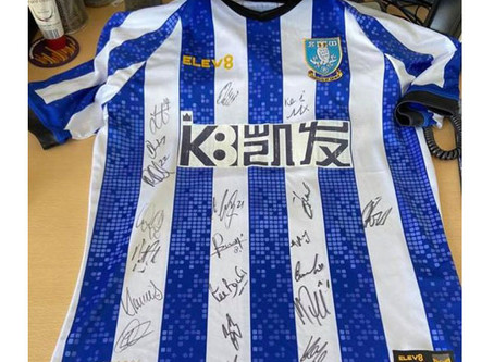 SHEFFIELD WEDNESDAY EXCLUSIVE SHIRT