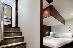 21m Third Guest Cabin