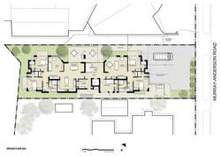 Cloverleaf - Ground Floor Plan