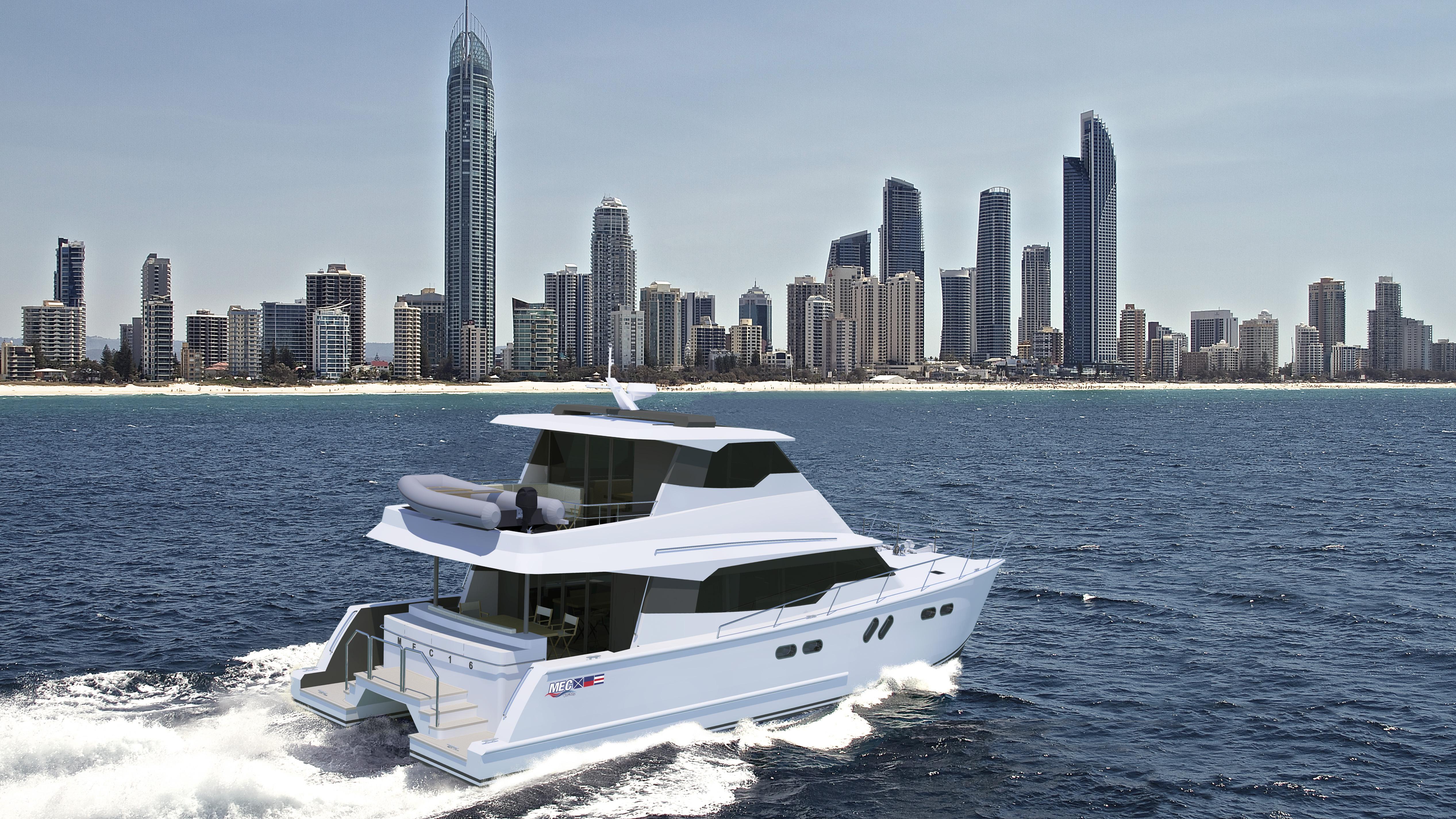 16.75m Starboard Quarter
