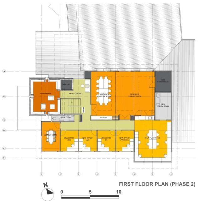 IMCH - First Floor