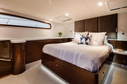 21m Owners Cabin Looking FOrward