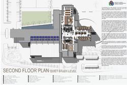 Second Floor Plan-quiet study