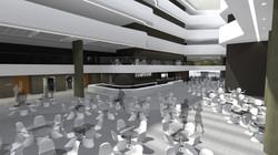 CEMS Main Atrium Canteen