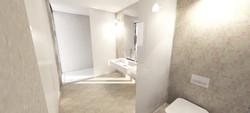 C093 Aqua Casa Bathroom