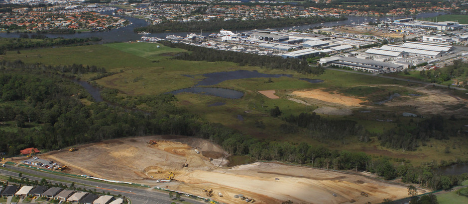 ON SITE: COOMERA STATE HIGH SCHOOL