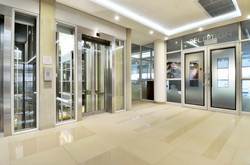 44 Typical Lift Lobbies
