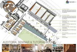 Auditoria, Seminar&Tutorial