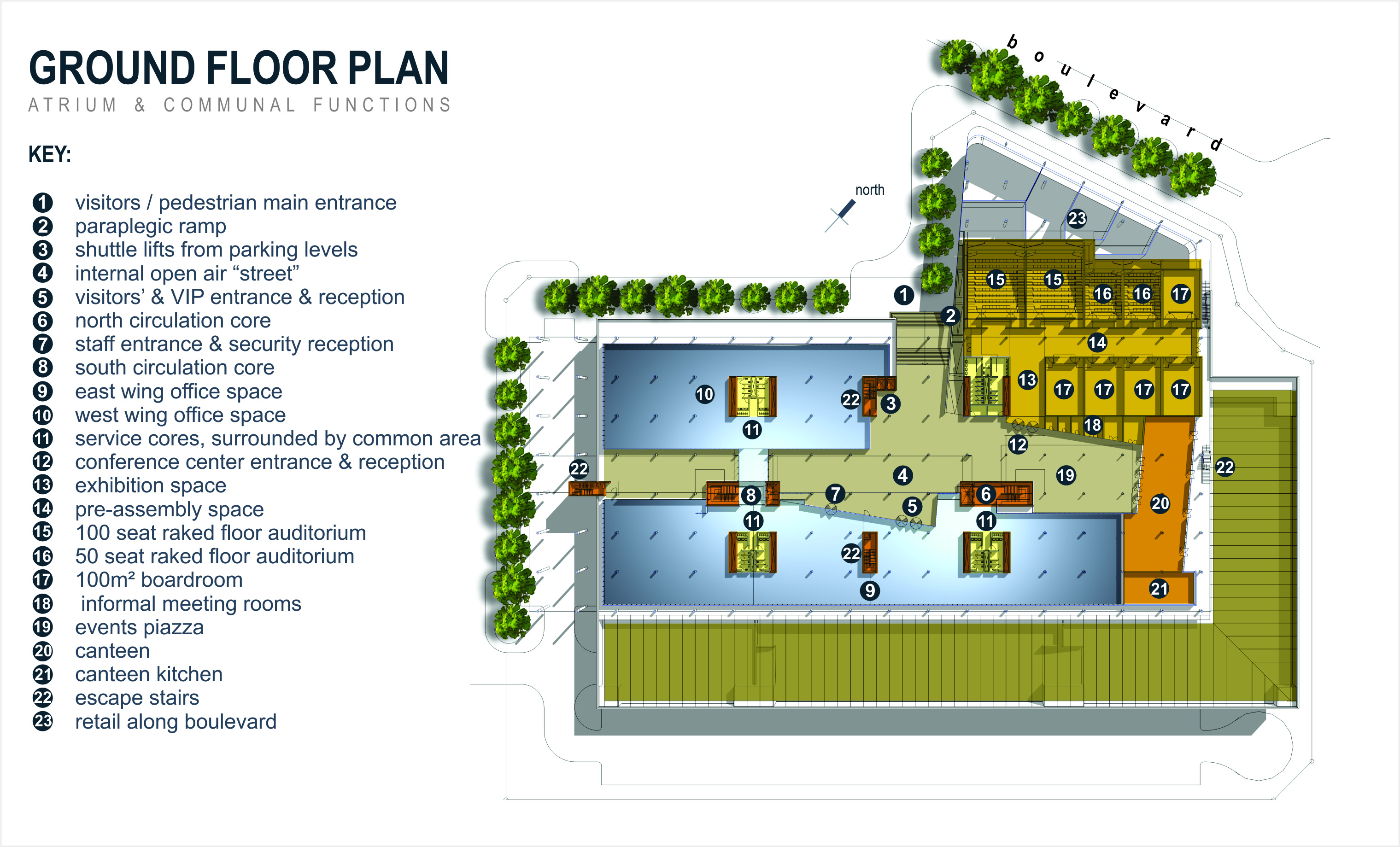 Eskom Plan Ground Floor