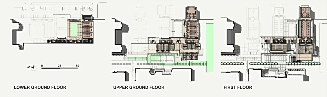 MFB - Faculty Building Plans