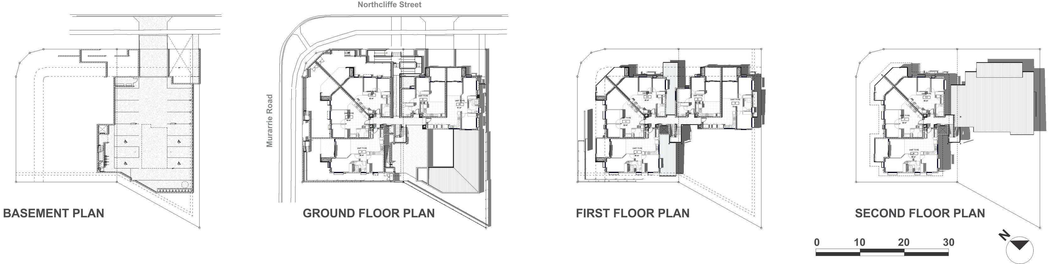 DHPW - General Arrangement Plans