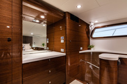 21m Owners Cabin Looking Aft