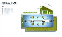 Eskom Plan First and Second Floor