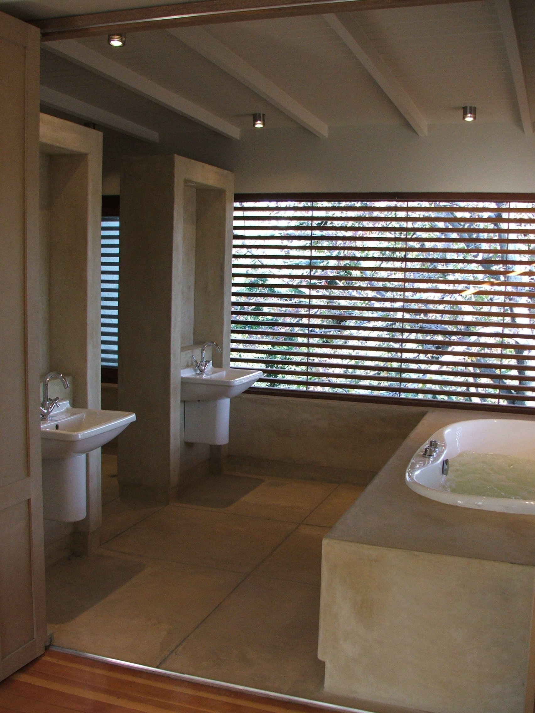 Waterfall - Master Bathroom