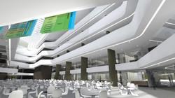CEMS Main Atrium