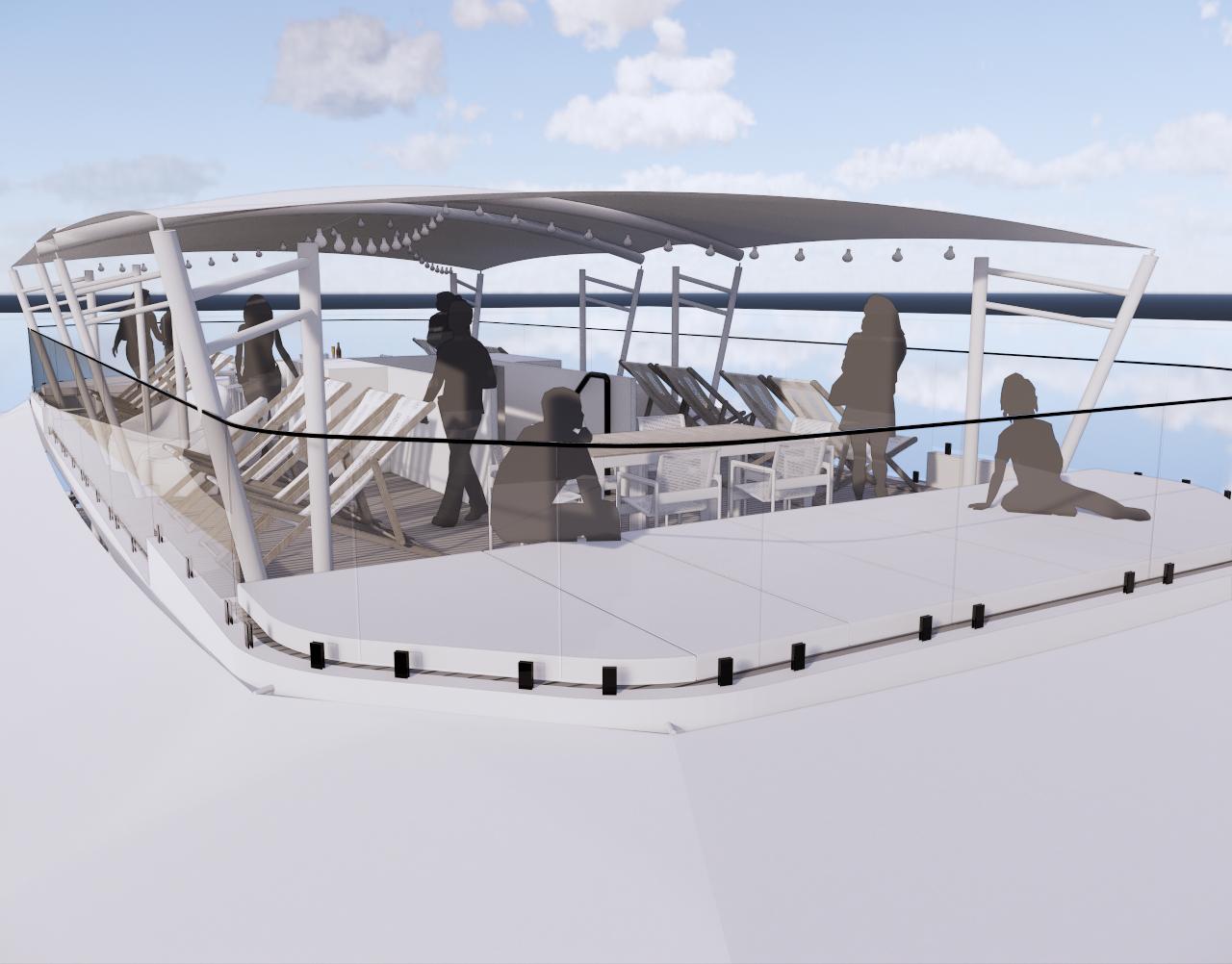 GC Island Pavilion