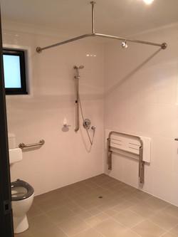 Endeavour - Accessible Bathroom