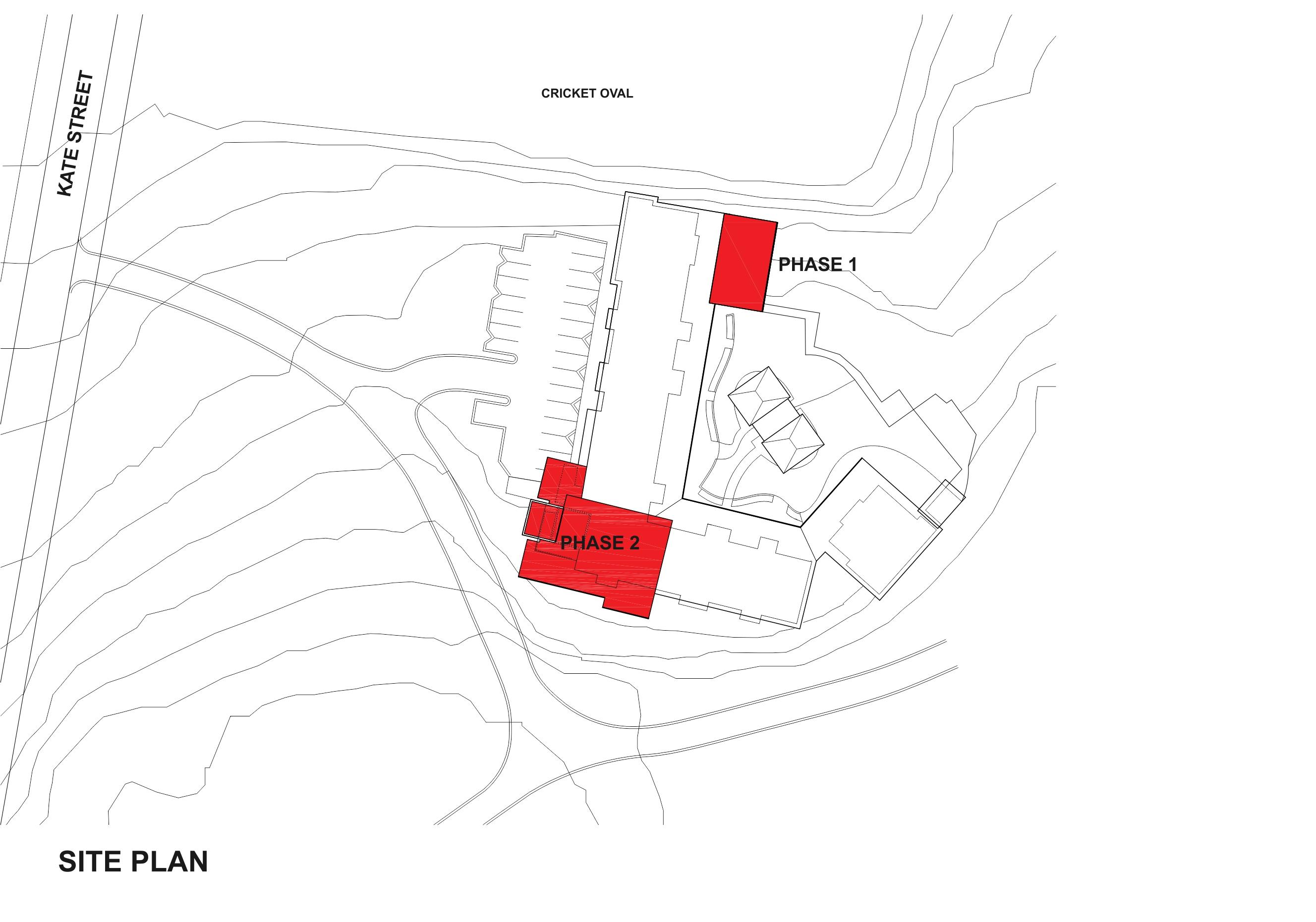 IMCH - Site Plan