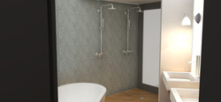 Residence Sandgate - New Master Bathroom