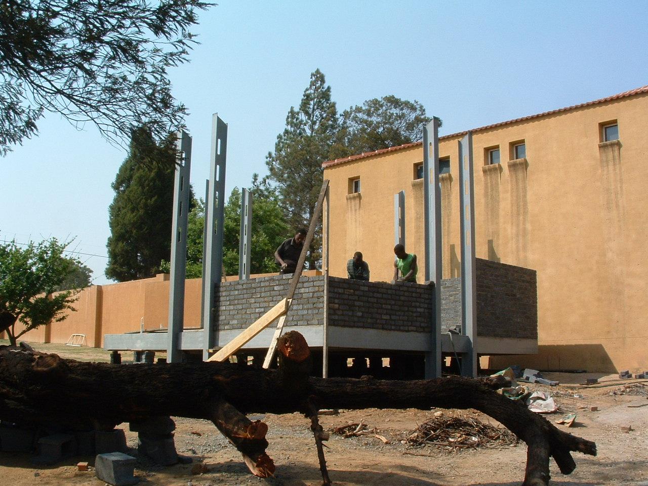 Hansgrohe - Construction
