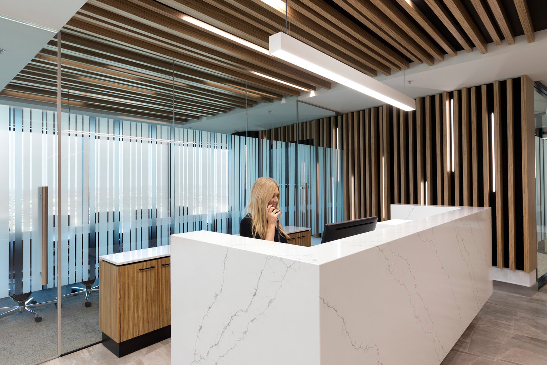CH Waterfront Place - Reception Desk