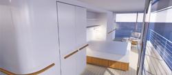 Riverhouse Upper Deck Bedroom