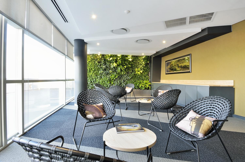 44 Gautrain Executive Level Reception Interior