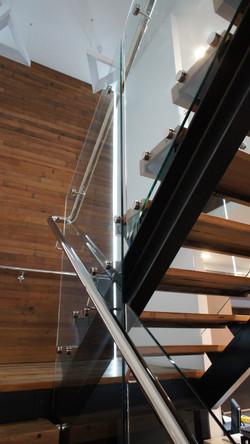 909 Ann - Internal Stair Detail