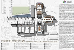 First Floor Plan-learning through observation