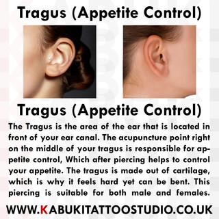 Tragus Information