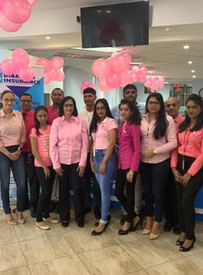 Breast Cancer Awareness Month at Diamond Insurance