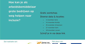 Gratis vorming ESF project HR+