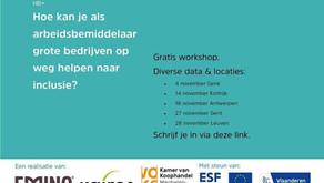 Gratis vorming ESF project HR+