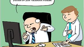 Werkgevers screenen jobkandidaten via Facebook