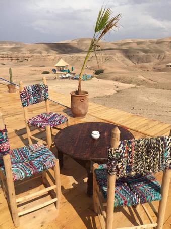 Désert Agafay Marrakech