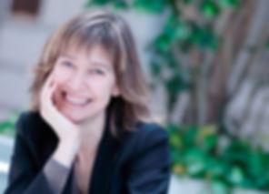 Claire Désert - Marraine de l'Atelier des Pianistes