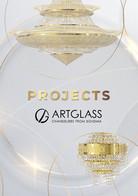 Проект освещения ArtGlass
