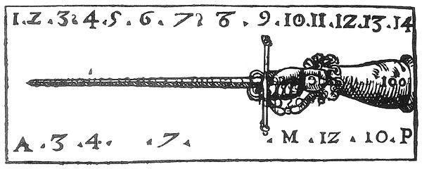 Carranza, Filosofia de las Armas, 1582, f. 178 v